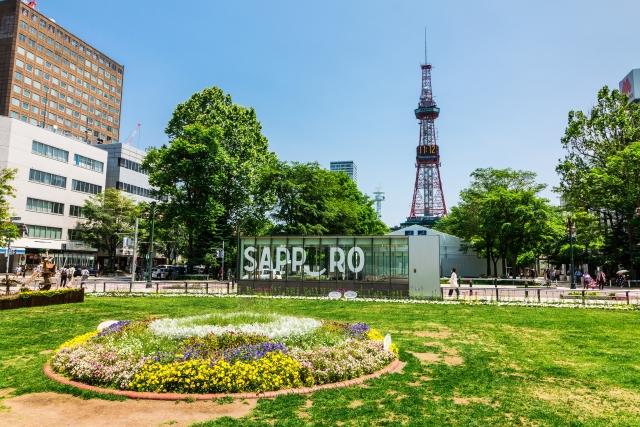 外国人に人気の札幌の写真
