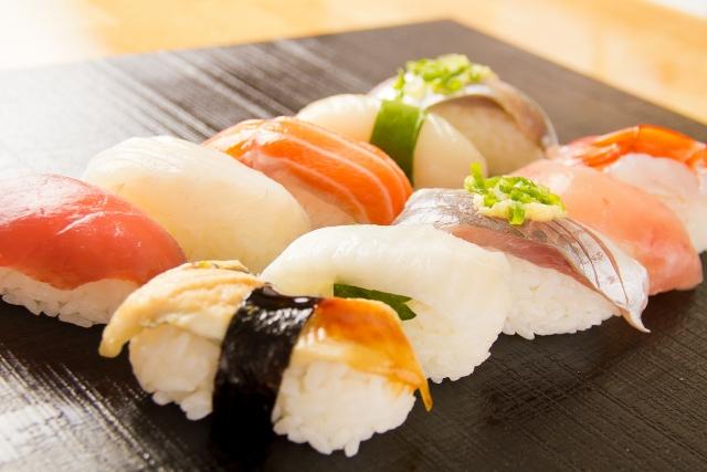 外国人の好きな寿司