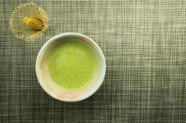 外国人が喜ぶ抹茶道具、抹茶体験の写真