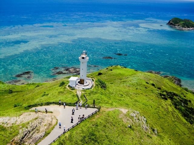 石垣島の写真
