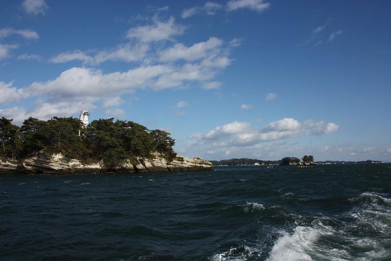 松島観光船の写真