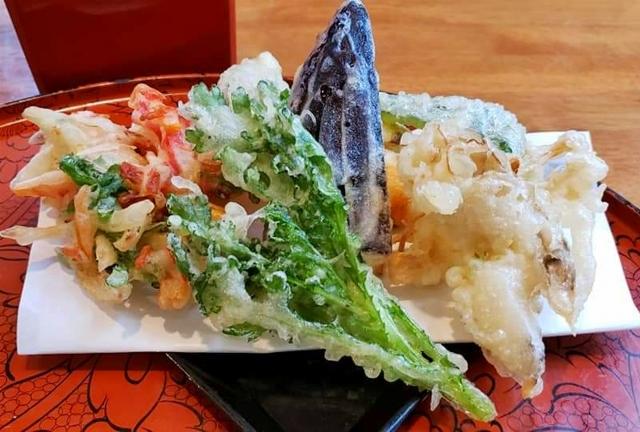 外国人の好きな天ぷら