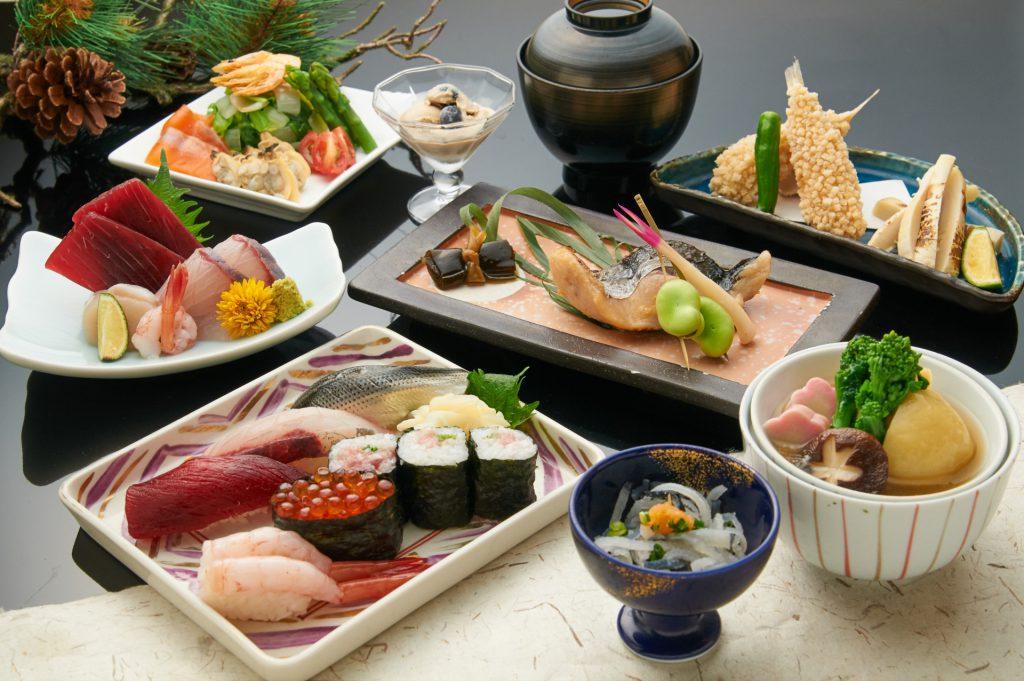 外国人の好きな和食の写真