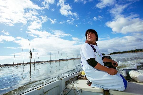 石巻の海苔漁師3