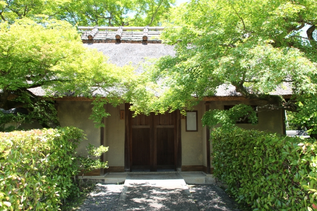 小倉山荘1