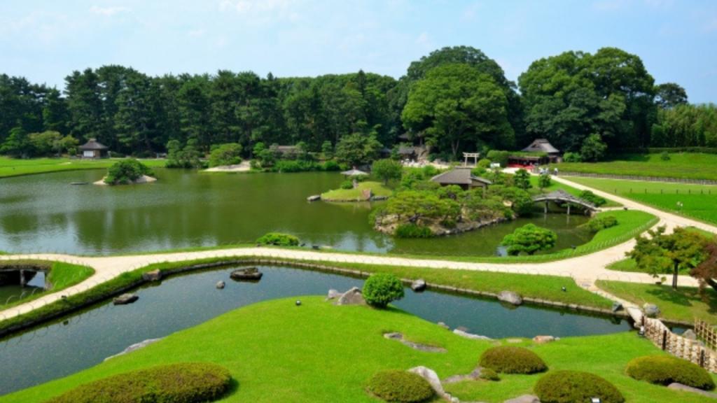 JapanWonderGuide庭園1
