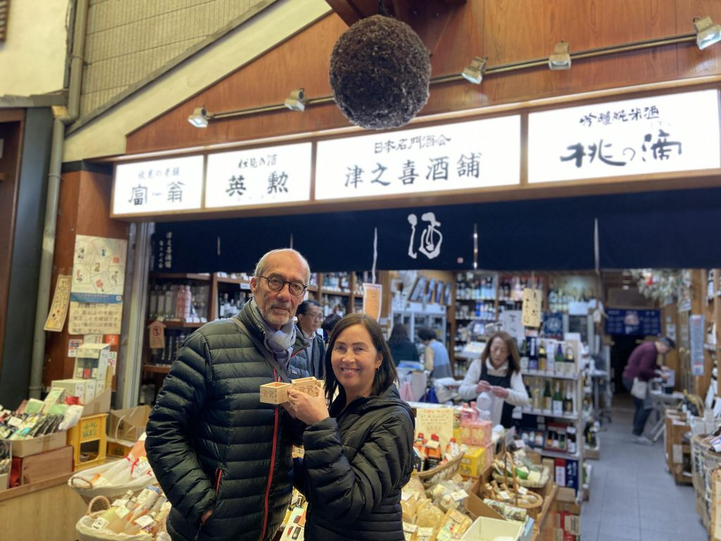 世界に広がる日本酒