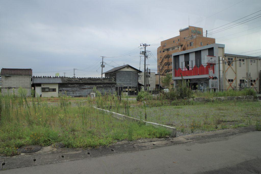 浪江町かつて居酒屋があった